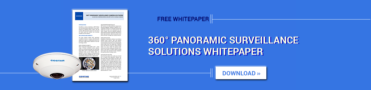 360° Panoramic Surveillance Solutions Whitepaper